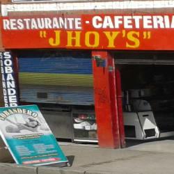 Restaurante Cafetería Jhoy's en Bogotá