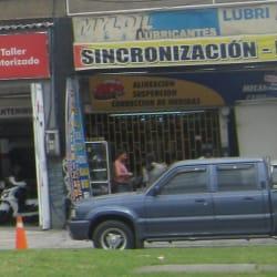 Lubri Frenos Master en Bogotá
