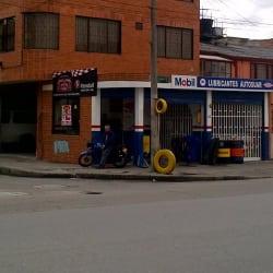Lubricantes Autosur en Bogotá
