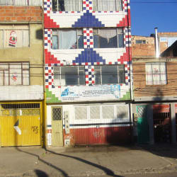 Lubricentro J.J en Bogotá