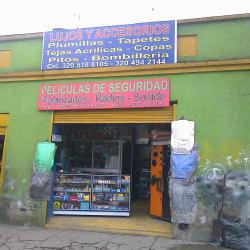 Lujos y Accesorios  en Bogotá