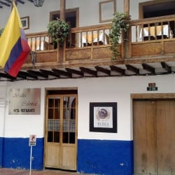 Restaurante Roma La Candelaria  en Bogotá