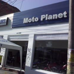 Moto Planet en Bogotá