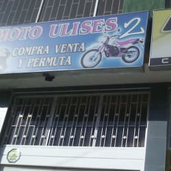 Moto Ulises 2 en Bogotá