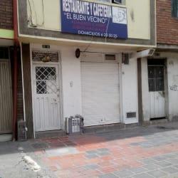 Restaurante y Cafetería El Buen Vecino  en Bogotá