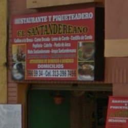 Restaurante y Piqueteadero El Santandereano en Bogotá