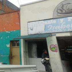 Restaurante y Piqueteadero Isabelita en Bogotá