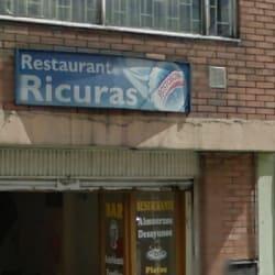 Restaurante Ricuras en Bogotá