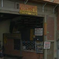 Radiadores y Exostos en Bogotá