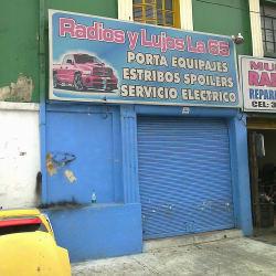 Radios y Lujos La 65 en Bogotá