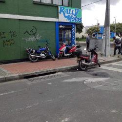 Rally Motos  en Bogotá