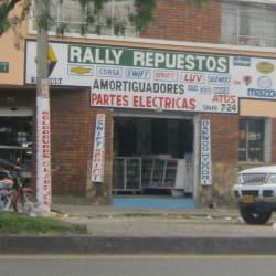 Rally Repuestos en Bogotá