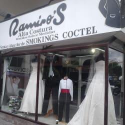 Ramiro's Alta costura en Bogotá