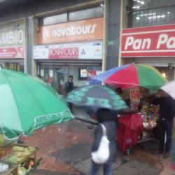 Novatours en Bogotá