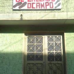 Remontadora De Calzado Ocampo en Bogotá