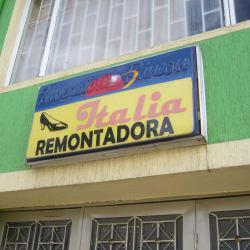 Remontadora Italia en Bogotá