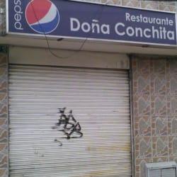 Restaurante Doña Conchita en Bogotá