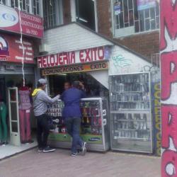 Relojería Éxito en Bogotá