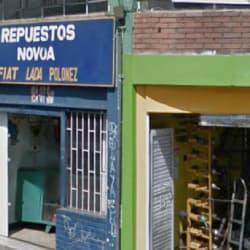 Repuestos Novoa en Bogotá