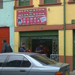 Repuestos & Repuestos en Bogotá