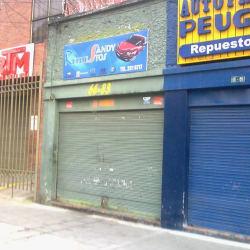 Repuestos Sandy en Bogotá