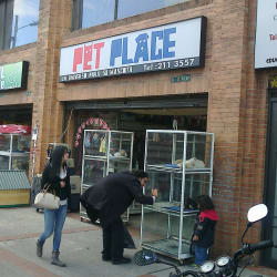 Pet Place en Bogotá