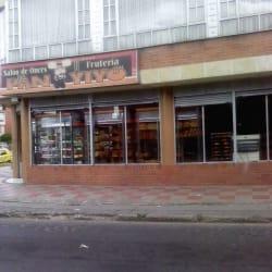 Pan Yiyo en Bogotá