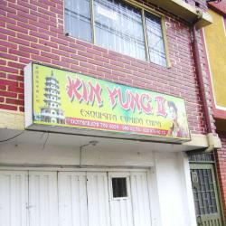 Kin Yung II en Bogotá