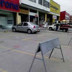 Maderas El Castor Ltda en Bogotá