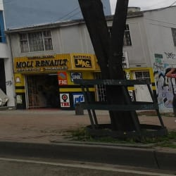 Molirenault en Bogotá