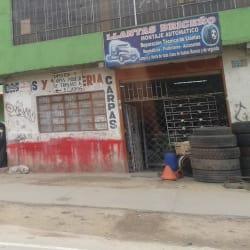 Llantas Briceño en Bogotá