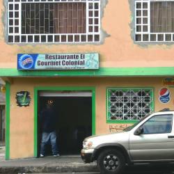 Restaurante El Gourmet Colonial en Bogotá