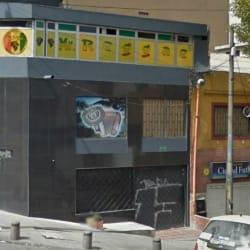 Mr.Reggae en Bogotá