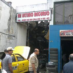 Mi Último Recurso en Bogotá
