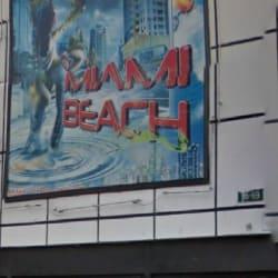 Miami Beach en Bogotá