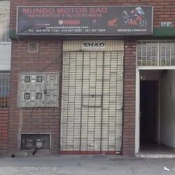 Mundo Motos SAG en Bogotá