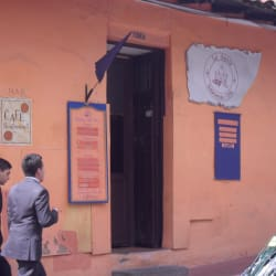 Restaurante La Santa  en Bogotá