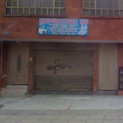 Repuestos 10 en Bogotá