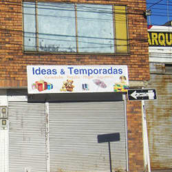 Ideas & Temporadas  en Bogotá