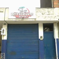Restaurante Punto 7 en Bogotá