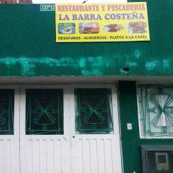 Restaurante y Pescaderia La Barra Costeña en Bogotá