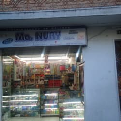 Ma Nury en Bogotá