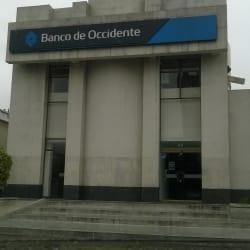 Banco de Occidente Calle 116 en Bogotá
