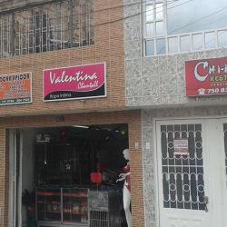 Valentina Chantall en Bogotá
