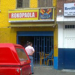 Rokopaola en Bogotá