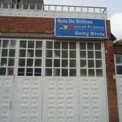 Sala De Belleza Betty Nivia  en Bogotá