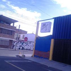 Moto Café en Bogotá