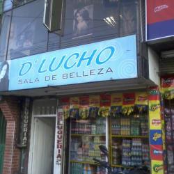 Sala De Belleza  D'Lucho. en Bogotá