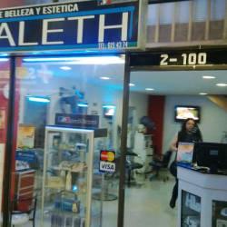 Sala De Belleza Daleth en Bogotá
