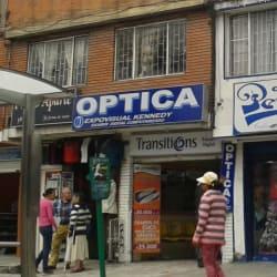 Óptica Expovisual Kennedy en Bogotá